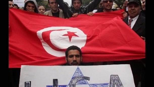 Usa a residenti Tunisia, prudenza