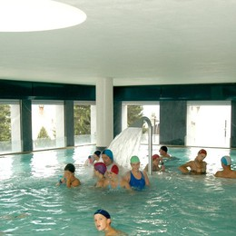 Terme di Bormio, un'altra tegola  Niente corsi di nuoto per i bambini