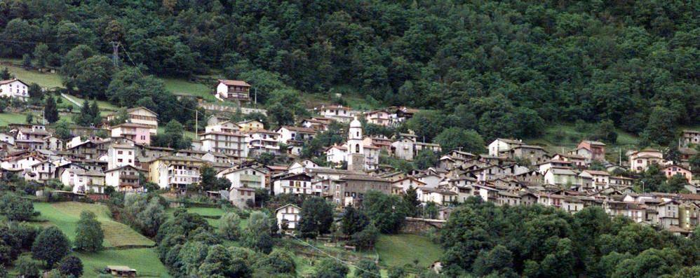 Tragedia a Buglio, anziano muore nel bosco