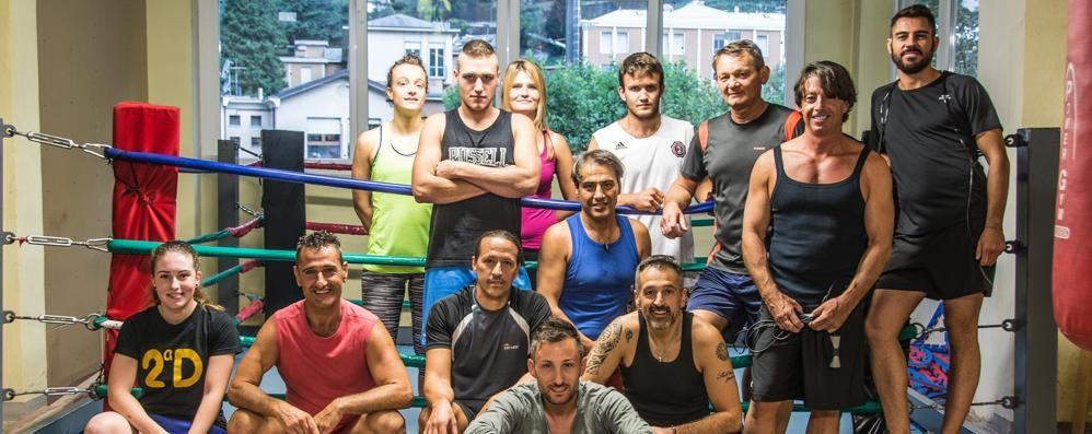 Passione sul ring a Chiavenna: una struttura fissa per la nobile arte