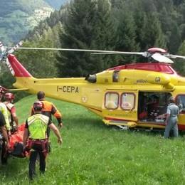 Imprudenti e impreparati in montagna   Ora il soccorso costerà fino a 780 euro