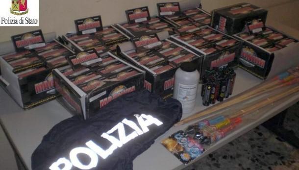 Botti: Polizia, 26 arresti e 317 denunce