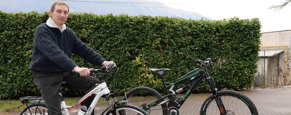 E-bike made in Valle: «Fa bene al turismo e pure all'ambiente»