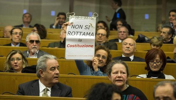 Comitato No,referendum anche su Italicum