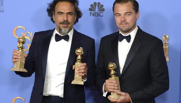 Golden Globes, trionfa The Revenant