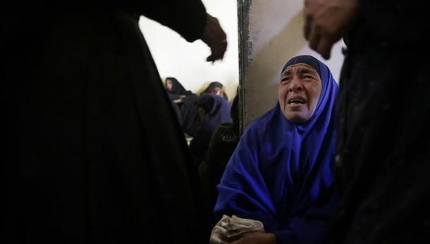Libia: intervento umanitario Italia