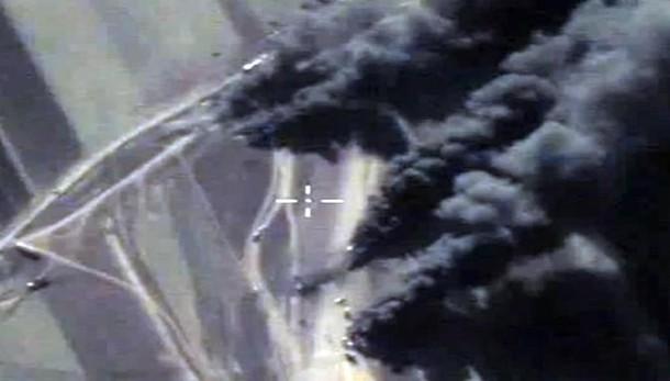 Siria: Mosca, da inizio anno 311 raid