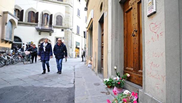 Strangolata Firenze, alibi fidanzato ok