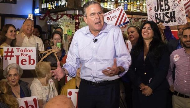 Bush a americani, insieme America sicura