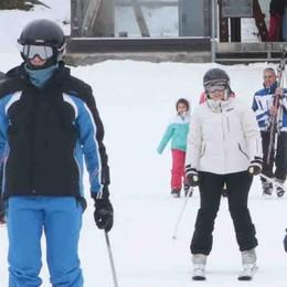 Parte l'invito alle scuole per sciare in area Palù