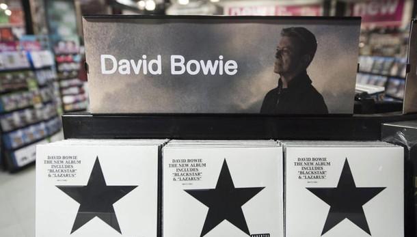 David Bowie conquista l'Hit Parade