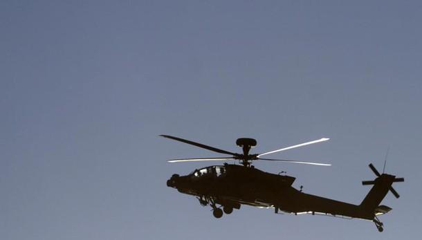 Scontro 2 elicotteri marines a Hawaii