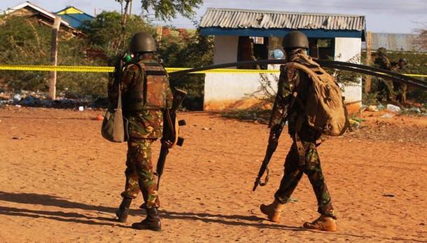 Shabaab attaccano base Unione africana