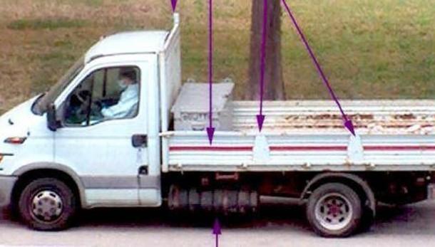 Yara: scontro difesa-pm su furgone
