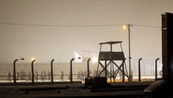 Shoah: domani Giannini ad Auschwitz