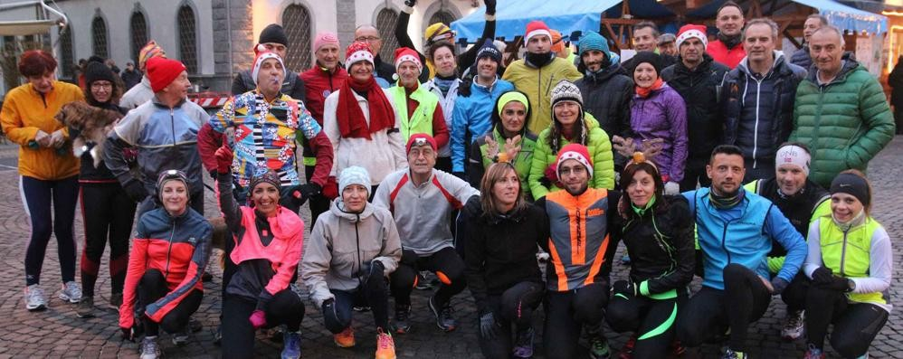 Il nuovo anno va di corsa in città: auguri tra le vie con il Marathon