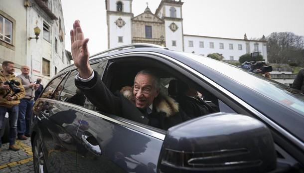 Portogallo: 97,4% schede, Rebelo vince
