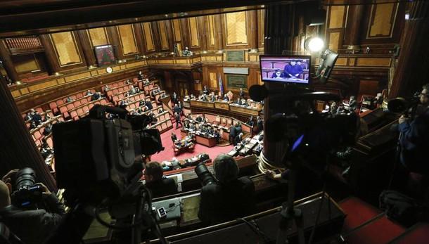 Banche: Senato, bocciata mozione Fi-Lega
