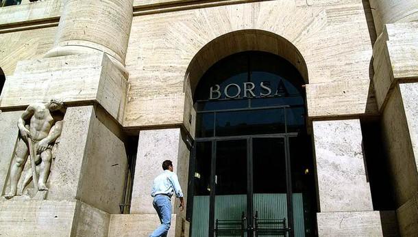 Borsa: Milano apre in rialzo (+0,33%)