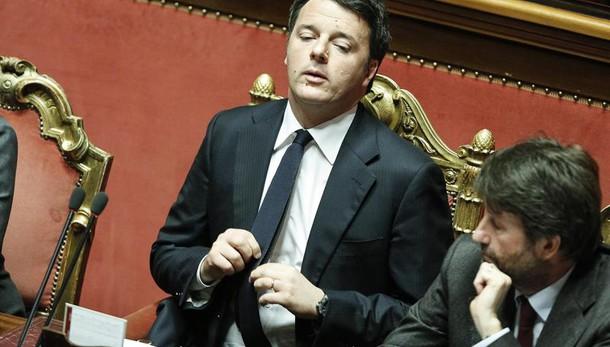 Renzi, chi sbaglia paga, decidono toghe