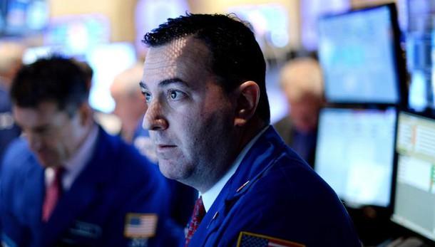 Wall Street apre negativa, Dj -0,59%