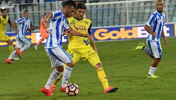 Serie A: Pescara-Chievo 0-2