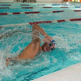 Gli azzurri del nuoto a Livigno. E arrivano anche Greg e Fede