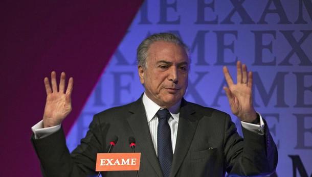 Brasile, in manette accusatore Rousseff