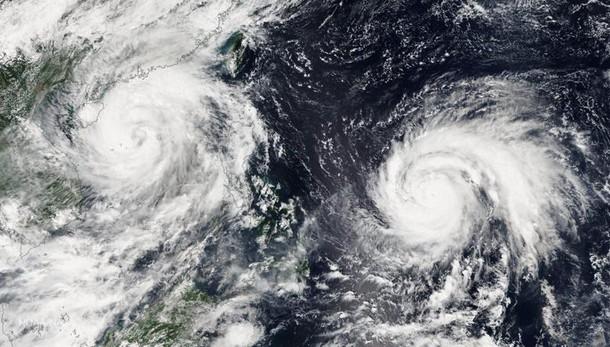 Supertifone arriva su coste Filippine