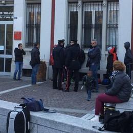 Sondrio, migranti ai confini  Più controlli sulla Milano-Tirano