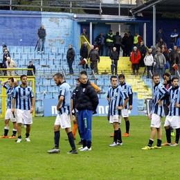Calcio Lecco  Il giorno della vergogna