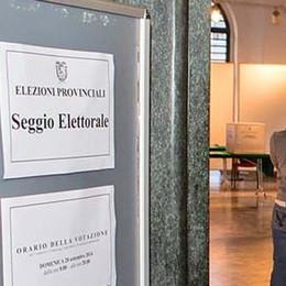 Niente unità, tre liste per le elezioni provinciali