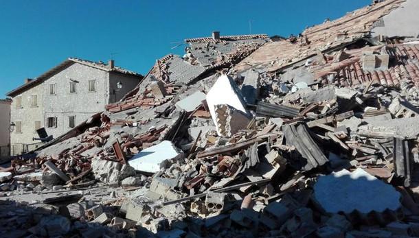 Sisma: Ue, pronti ad aiutare l'Italia