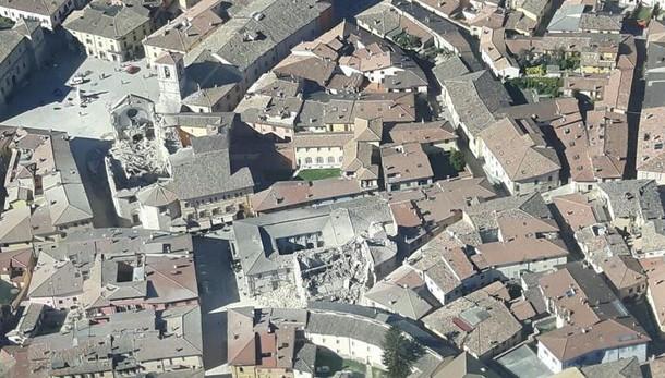 Terremoto: numerose scosse nella notte