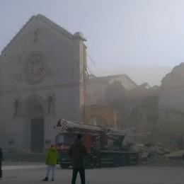Terremoto: nuova forte scossa  Avvertita anche in Provincia di Sondrio