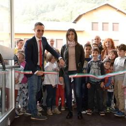 Dubino, inaugurata la biblioteca