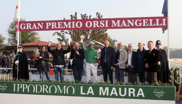 Ippica: Unicka vince il Gp Orsi Mangelli