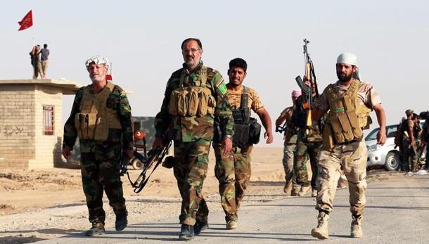 Mosul, esercito prende edificio tv