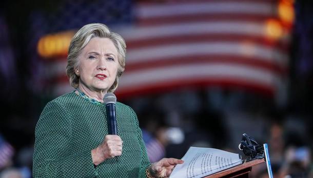 Usa 2016:guerra sondaggi a 7 giorni voto
