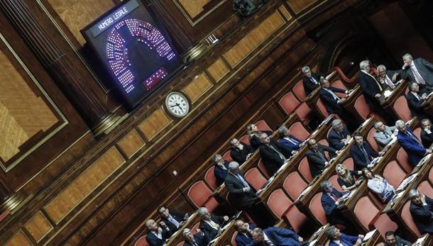 Ddl Parchi: Ok Senato ora passa a Camera