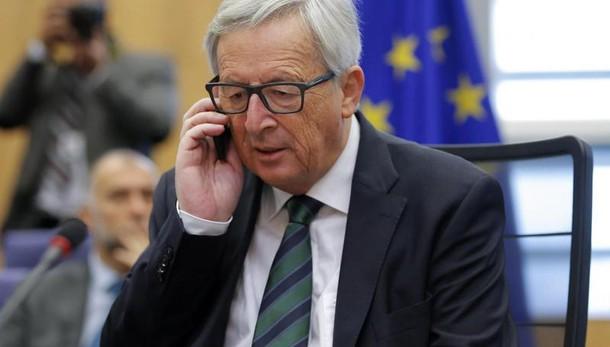 Trump: Juncker, rischio equilibri mondo