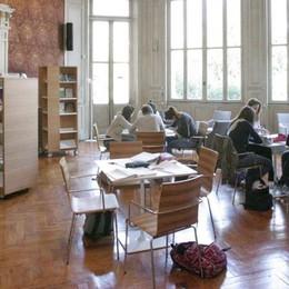 """""""Lavori in corso"""". La biblioteca Rajna  incontra i giovani"""