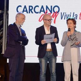 «Accordo in Carcano  esempio virtuoso»  E riceve un premio
