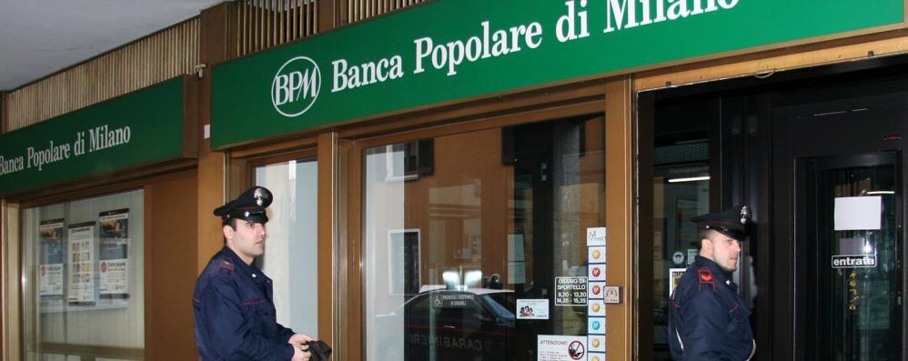 Mandellese trova il conto prosciugato  Sotto accusa l'ex direttore di banca