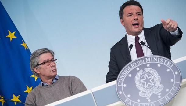 Renzi, legittimo Alfano ma tema surreale