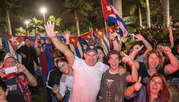Castro: a Little Havana è festa