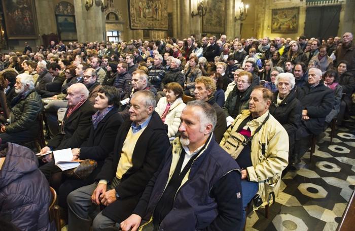 Como insediamento del nuovo Vescovo Oscar Cantoni