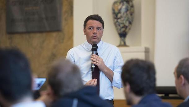 Renzi, Italia non è Bella Addormentata