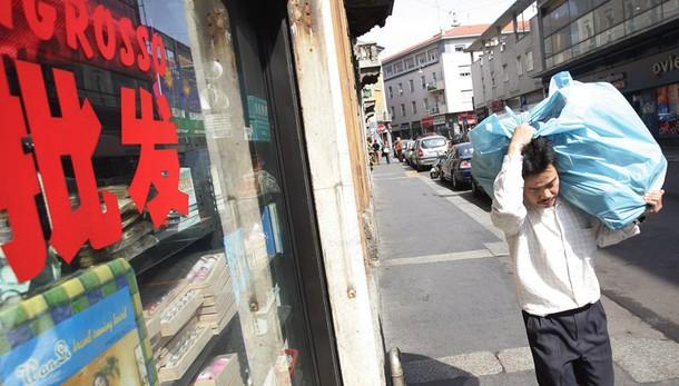 Maxiriciclaggio nella comunità cinese