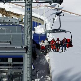 Skiarea torna all'antico. Forti sconti sui prezzi per lo sci ai residenti